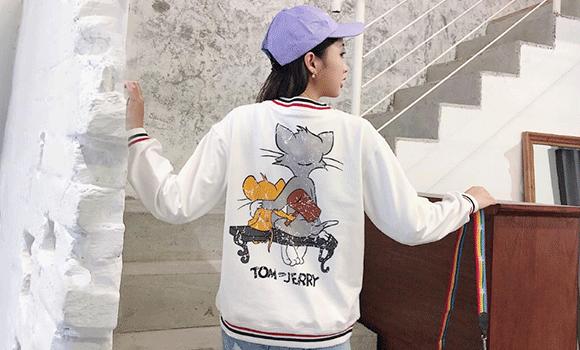优惠价 【实拍250克】冬季卫衣女韩版潮学生宽松bf风ulzzang加绒