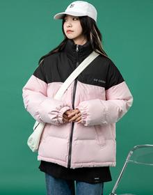 实拍直播爆款羽绒服短款女学生棉衣2021年冬季新款小个子棉服外套