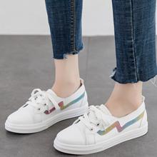 2019夏季新款小白鞋女鞋货号3286