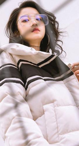 2018新款韩版面包服男女情侣羽绒服女短款棉服棒球服外套女