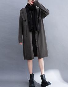8360#实拍现货2021秋冬韩版针织开衫外套百搭显瘦大码女装毛衣