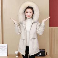 实拍 控价+20 加绒加棉大毛领派克服棉服2020冬新品带内衬厚外套