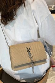 小包包女2019新款质感森系法国小众单肩包洋气链条百搭斜挎小方包