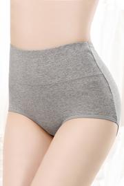 (量大从优)高腰内裤收腹内裤全棉 高腰内裤 女士纯棉 m,l,xl