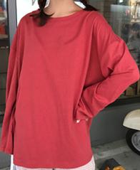 819#实拍中  2018新款蝙蝠袖韩版宽松百搭学生长袖纯色T恤女上衣