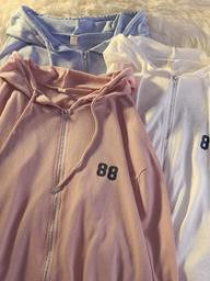 0179【实拍实价】防晒衣女夏2021新款薄款开衫外套上衣大码女装