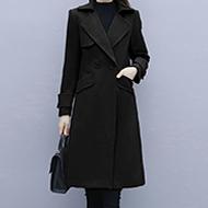 实拍现货 毛呢外套女显瘦2020秋冬季新款高档时尚气质呢子大衣