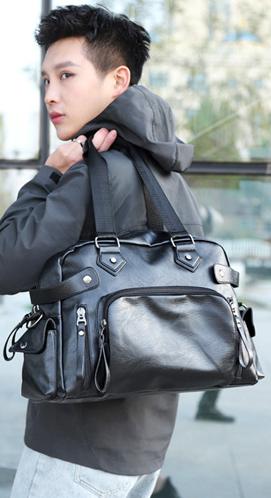 贝多网供1243 男士商务包 旅行包旅行袋
