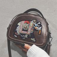 刺绣复古风小包包